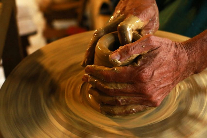 Neuroscience Could Explain Why Pottery Is Good for Depression