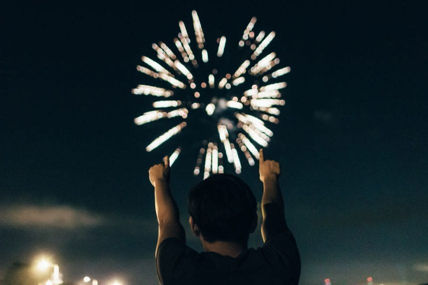 What to Do When Your Anxiety Gets the Best of Your New Year's Plans