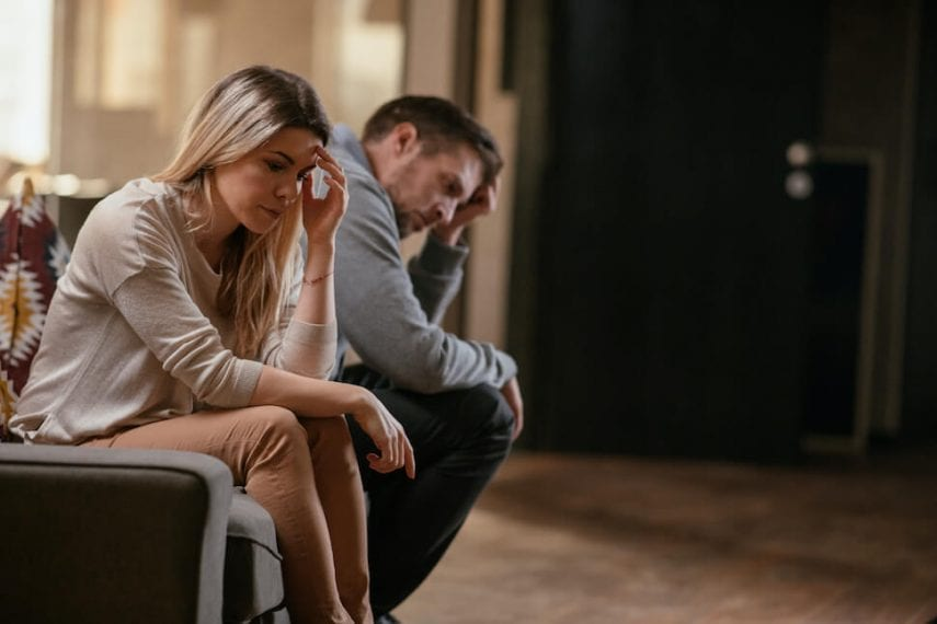 Depression Is Destroying My Marriage